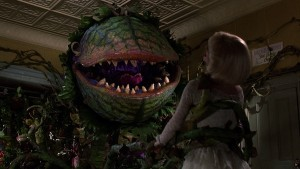 """Does this look inanimate to you, punk? If I can move and I can talk, who's to say I can't do anything I want?"" (Audrey II, the plant-like extraterrestrial villain of Little Shop of Horrors - image © 1986 Warner Bros., <a href=""http://animalpeopleforum.org/beyondhuman/copyright-and-fair-use/"">fair use</a>)"